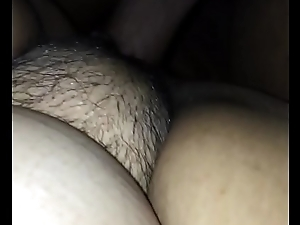 BBC fucking beautiful Spanish mam&iacute_ with fat, tight Pussy