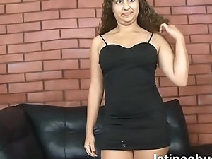 Fresh 19 year old Janessa throat pounded and ass destroyed