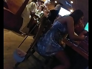 Caught my camera but she liked it PART 1