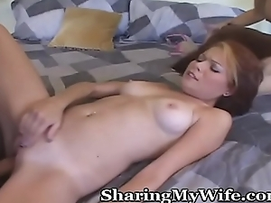 Hubby Loves Swinging Adjacent to Teen