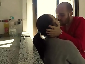He is horny and she wants far fuck in the hotel IV 035