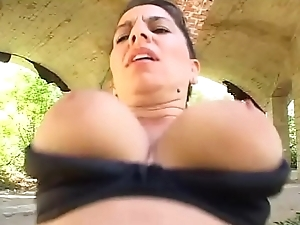 Body of men with big boobs always get everything they want Vol. 13
