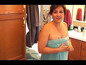 Mom Blackmailed at the end of one's tether Sons Friend part 1
