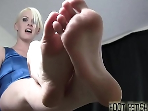 Our perfect feet will make you cum so hard