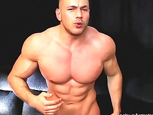 Deep Masculine Muscle Pits