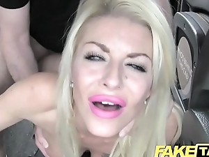 Fake Taxi Dirty cock loving tow-haired with great tits
