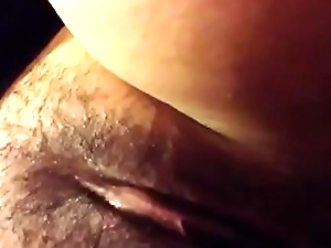 my hot asian wife peeing